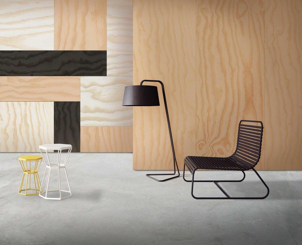 Arkki Interior Plywood Koskisen Oy
