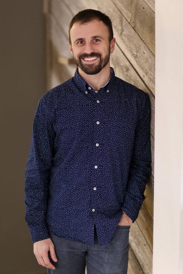 Brandon Shields  Congregational Pastor