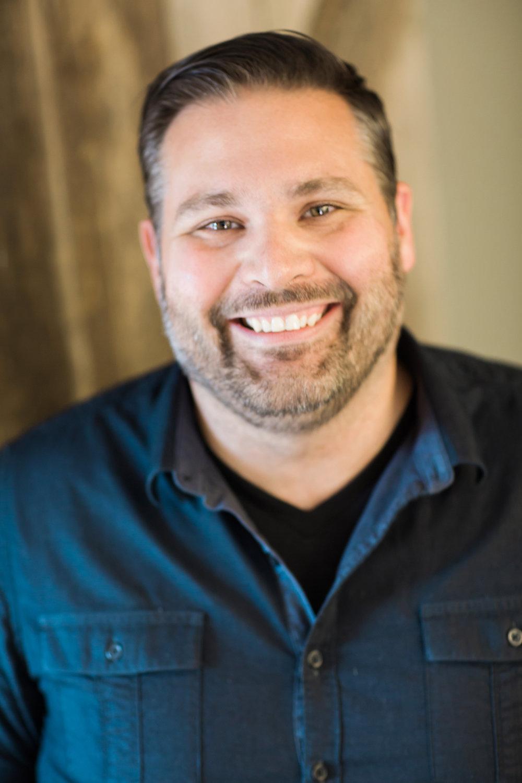 Josh Stahley  Pastor, Community Life