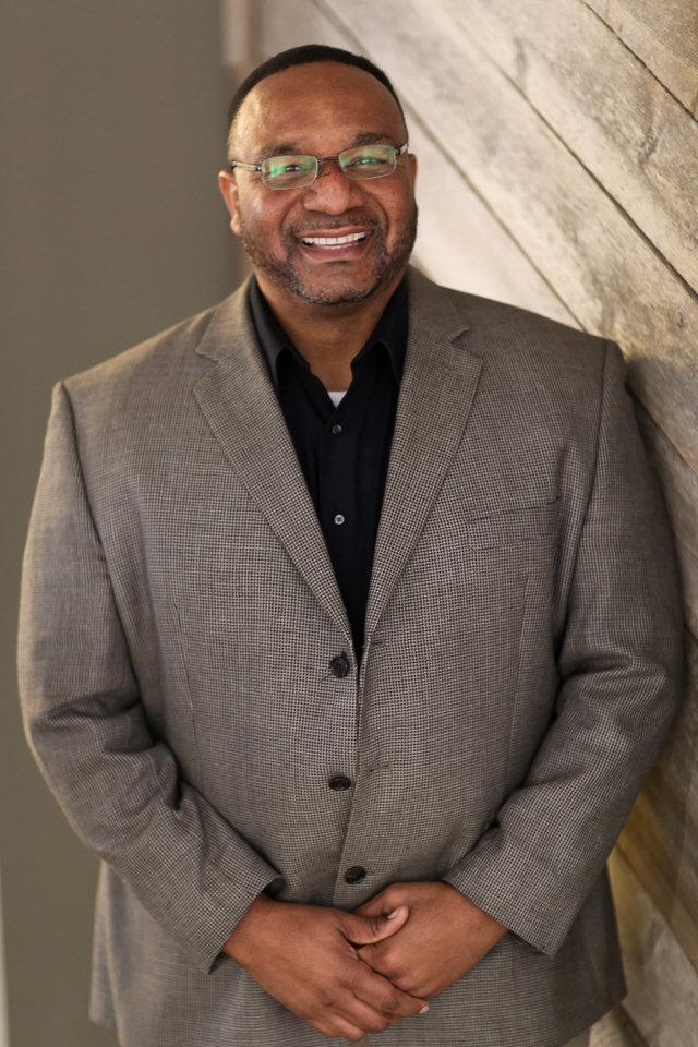Phil Edwards  Pastor, Community Development