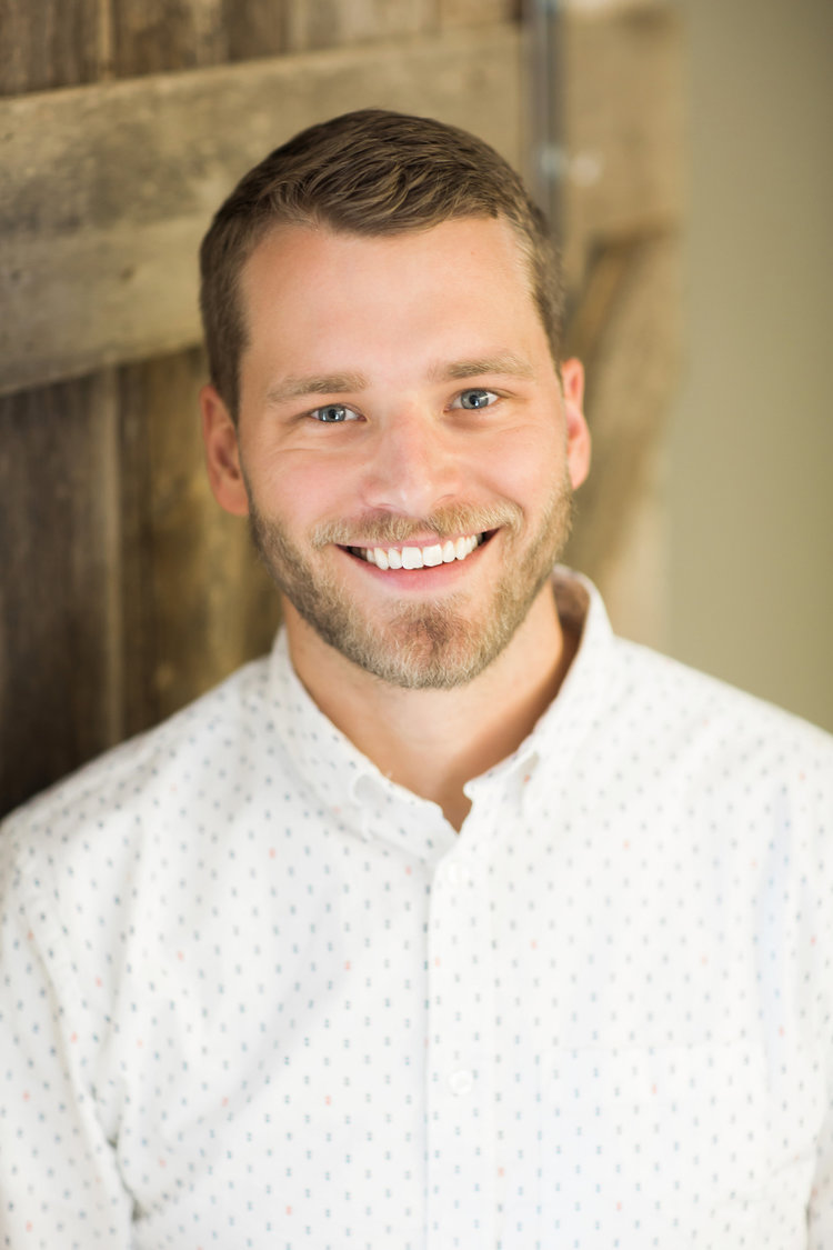 Grant Buenger  Pastor of Ministry Leadership