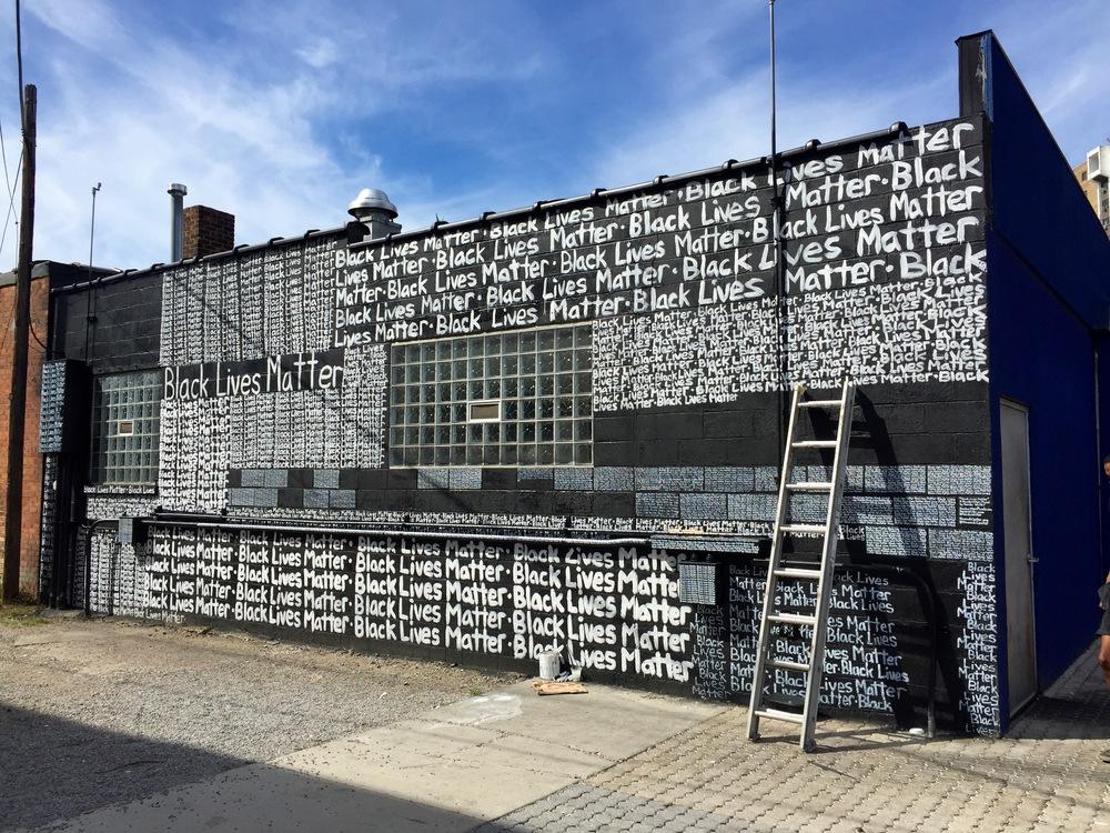 Black Lives Matter by Renda Writer