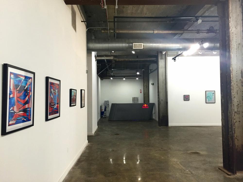 Red Bull House of Art Gallery