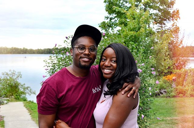 Labor Day Weekend will always be special to me because @therealgabethurin and I met Labor Day 2015❤️ • • • • • • • #segabeforever #labordayweekend #laborday2018 #abmlifeiscolorful #elkrapids #puremichigan #michigrammers #mce #blacklove #detroitblogger #detroit_igers #exploretocreate #flashesofdelight #darlingdaily #petitejoys #theeverygirl #blackloveisbeautiful #blacklovematters #blackmarriage #segilolaileke