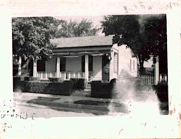 Picture of house circa 1979, found on a scanned copy of old paperwork filed with the Assessor's Office