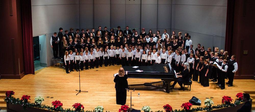 News Heartland Youth Choir