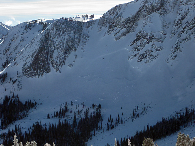 Here's to avalanche safety this winter!