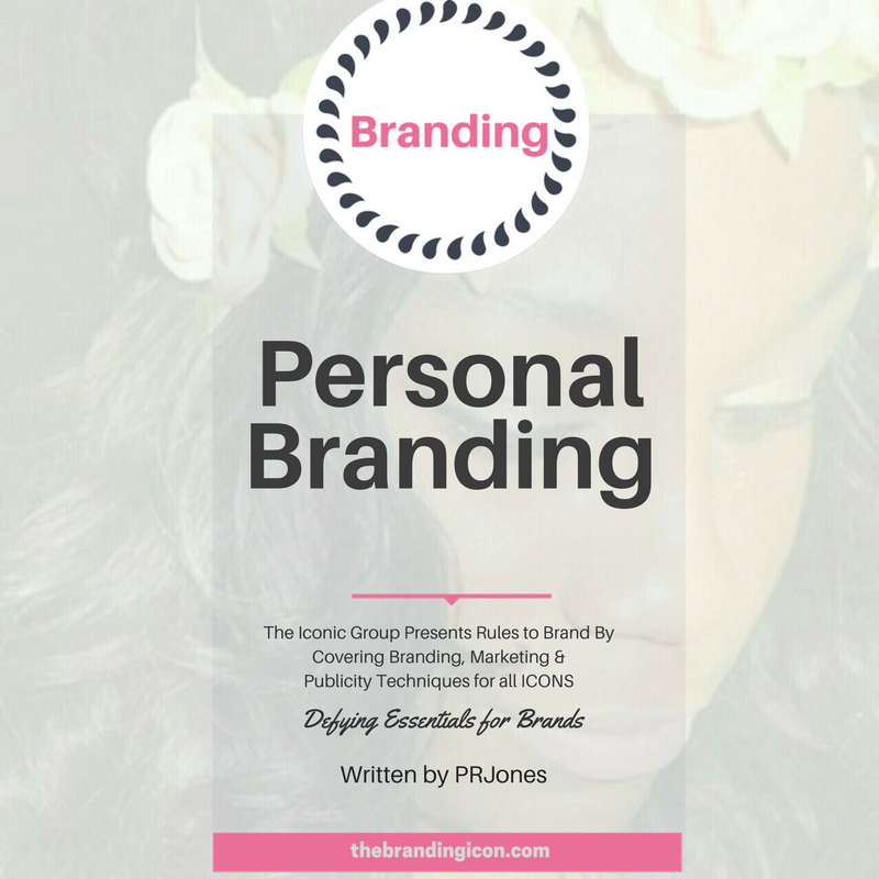 One of the most important (and in today's times) most critical process that every person should be interested in creating. Your PERSONAL BRAND. This method of branding is essential for any individual interested in being remembered. Competition these days are relentless in creating tactics that stand out. From looking for employment to keeping your job, personal branding could absolutely make a difference in how people perceive WHO YOU ARE.  Taking a step into personal branding can be a bit overwhelming. Mainly because you are taking a step into melting your outside world with your personal world. It's like using a prism and actually standing under the sun to showcase your many talents, skills, and techniques. And, to be honest, even your flaws and failures. It's your story, and it can never be duplicated.  Let's get back to the purpose of branding. Well, the purpose of branding that I specialize in. The ultimate connection of your audience emotionally connecting (and becoming loyal) to who and what you represent.  Do you get it now?  In the visual sense, branding has to be consistent, creative and streamlined. No argument there. However, when it comes to the emotional connection of connecting with your audience, you must consider what you say, do and even how you feel about your brand. An inconsistent journey only leads to an inconsistent audience. Believe me, I know. The best way to go about personal branding is through authenticity and consistency. Knowing the image, you want to portray and shooting for the stars. Market yourself, at any age. Market Yourself.   For more information about this technique and how The Branding Icon can assist your brand in the many forms of branding, marketing and publicity, please email info@thebrandingicon.com  or visit my website  www.thebrandingicon.com . Interested in booking a branding session check out my session info  here    Join my new  brand  support group on Facebook:  Icons Only: Brands That Ignite  and also like my page  The Branding Icon