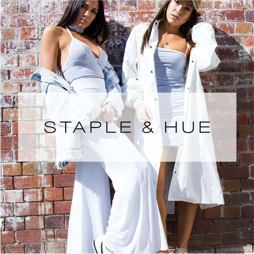 Copy of Staple & Hue