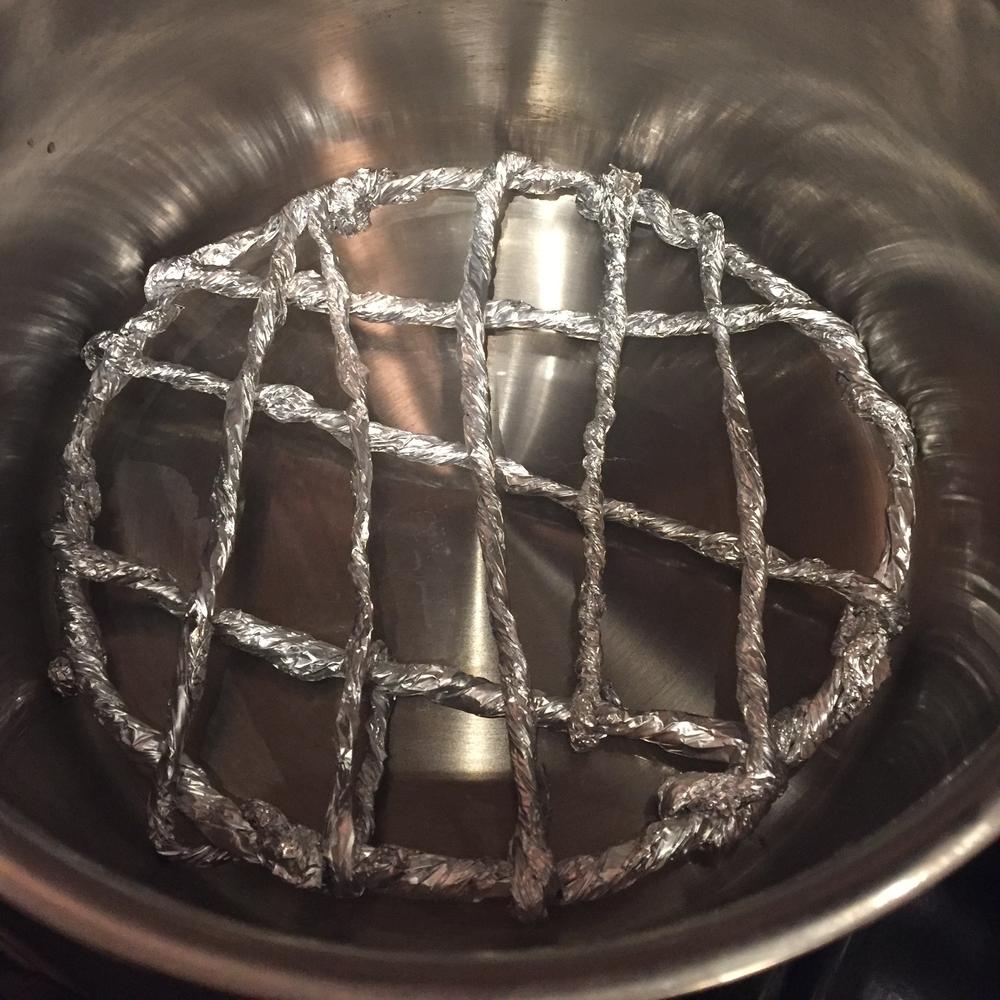 DIY Canning Rack
