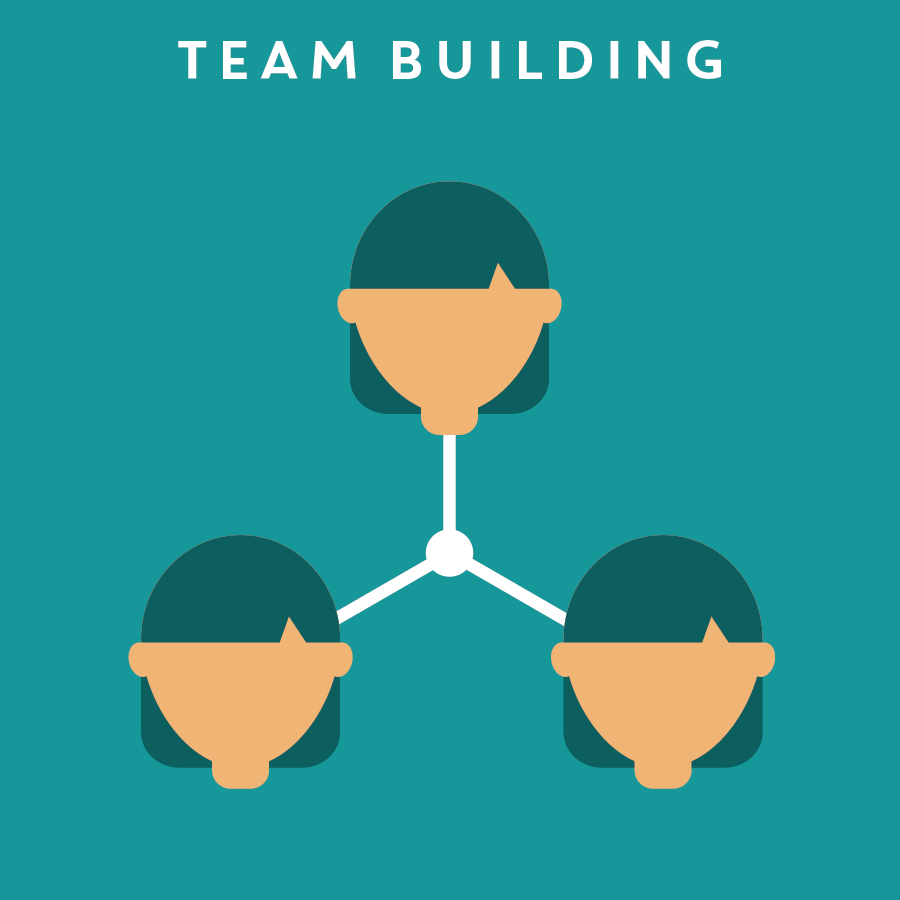 TEAM BUILDING 團隊建立   Team building is important before starting a project. It is not only about getting team members to know each other, but also to identify their strengths, weaknesses, passions, availability, values and roles.