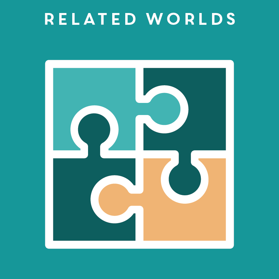 RELATED WORLDS 相關產業靈感激發   Drawing inspiration from other industries, services, products and movements can sometimes solve a problem more efficiently without reinventing the wheel. It allows designers to think outside the box and provides them new perspectives to a subject matter.