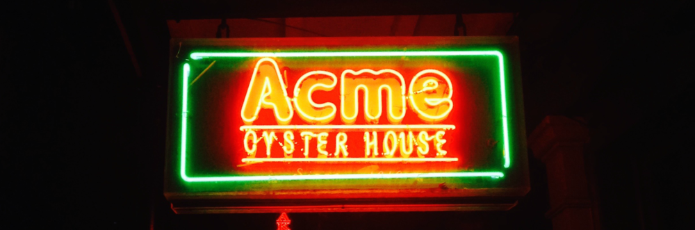 Acme Oyster House, 724 Iberville St, New Orleans