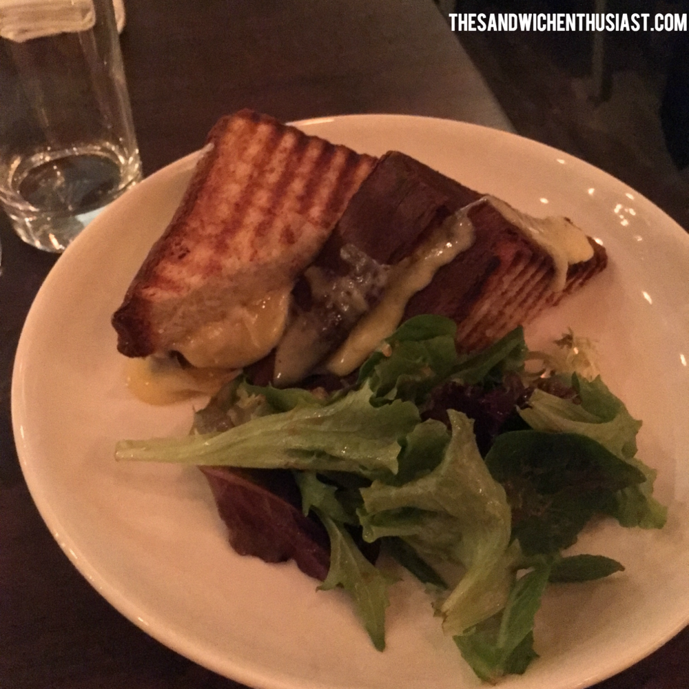 Grilled Cheese at Pair Wine & Cheese in Brooklyn