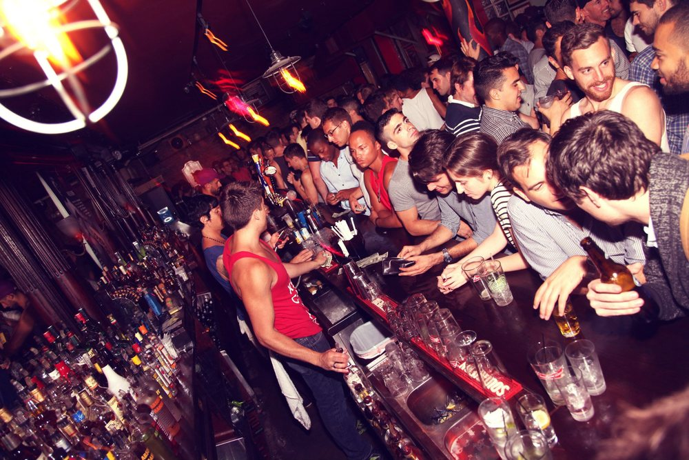 top gay bars in nyc