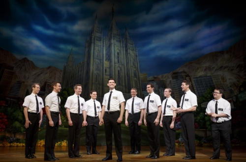 The Book of Mormon Company - The Book of Mormon (c) Joan Marcus 2016.jpg