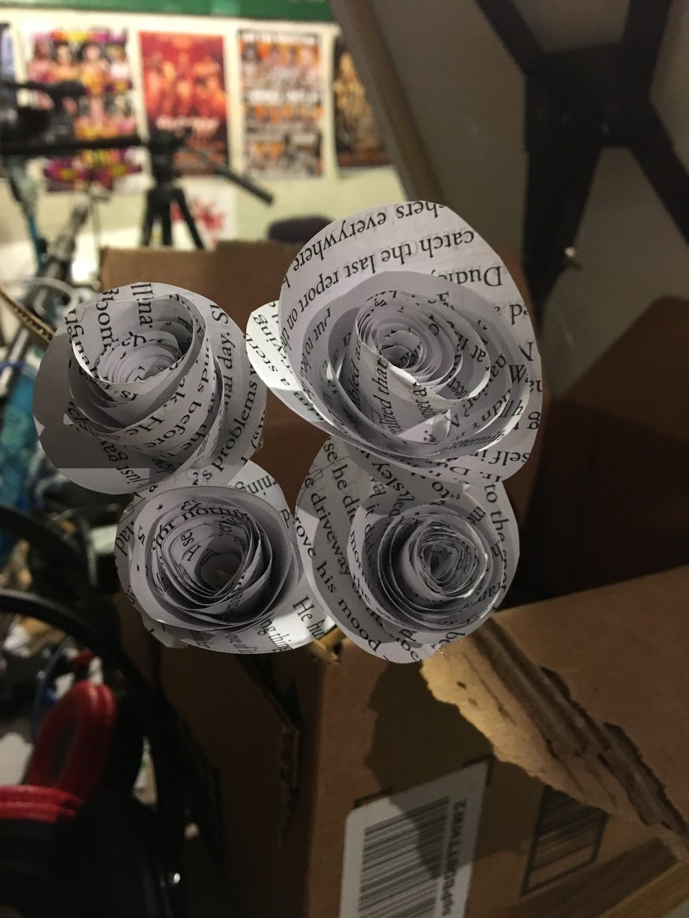 Diy Paper Flowers Bold Pittsburgh