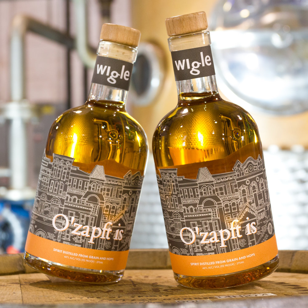 Wigle Whiskey's new whiskey for Oktoberfest