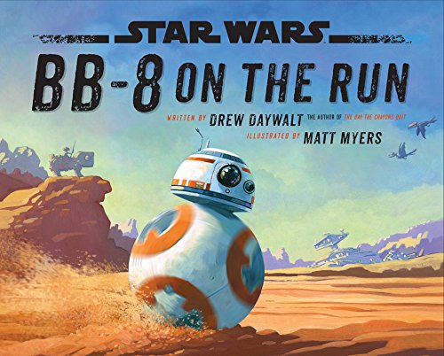 BB-8 - STAR WARS FANS! Drew Daywalt's latest book, BB-8 On the Run, hits the stands today! Want it autographed? Save the date: The NY Times bestselling author will be @ Mrs. Figs' Bookworm on Friday, September 22, 2017 from 5-7!