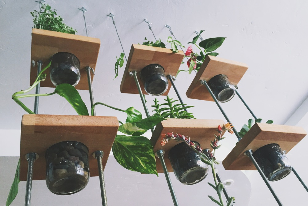 How To Hang Shelves Without Making Holes