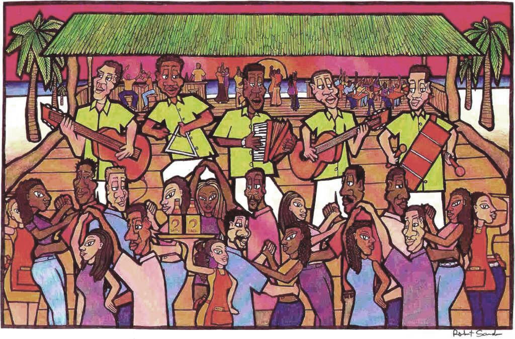 Brazilian Forró Dance Workshop — Kalabash School of Music