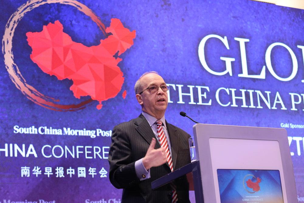 丹尼尔•拉塞尔,亚洲协会政策研究院常驻外交官及高级研究员、前任美国东亚及太平洋事务助理国务卿於主题讲话:未来的环球管治模式。