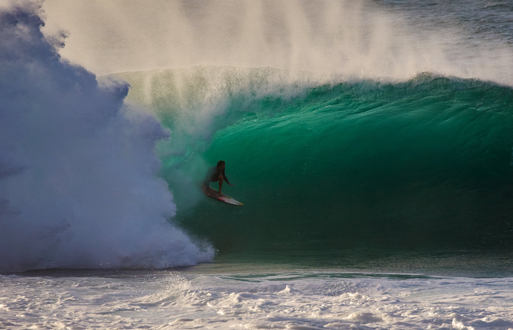Jamie O'Brien, Pipeline October 2016