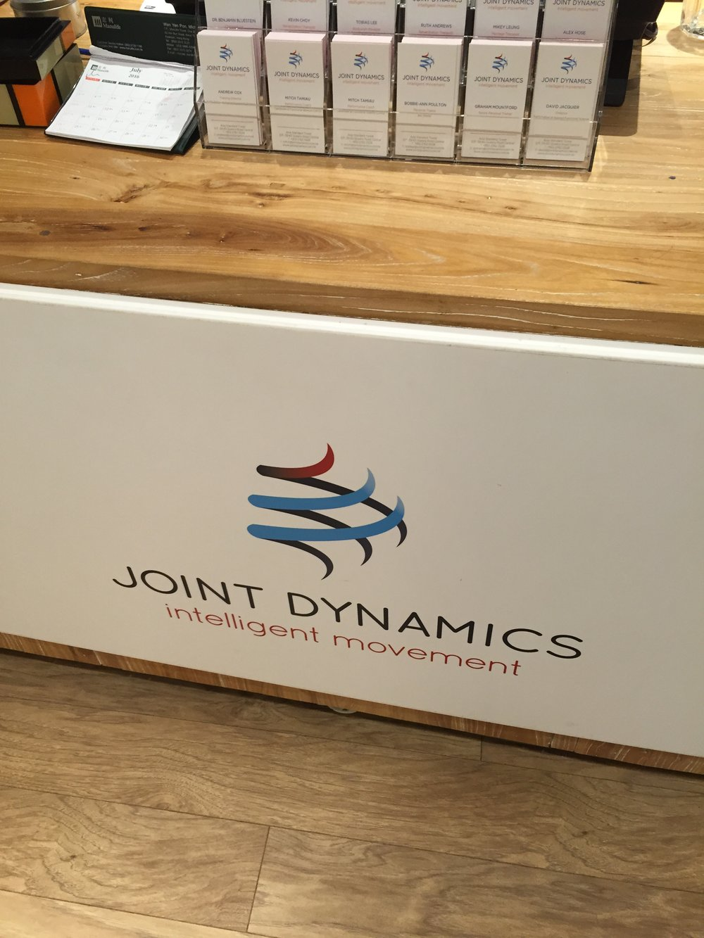 Joint Dynamics Hong Kong