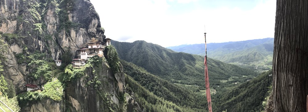 Paro's Tiger's Nest - A True Cultural Monument           Picture: Life-Sparring.com