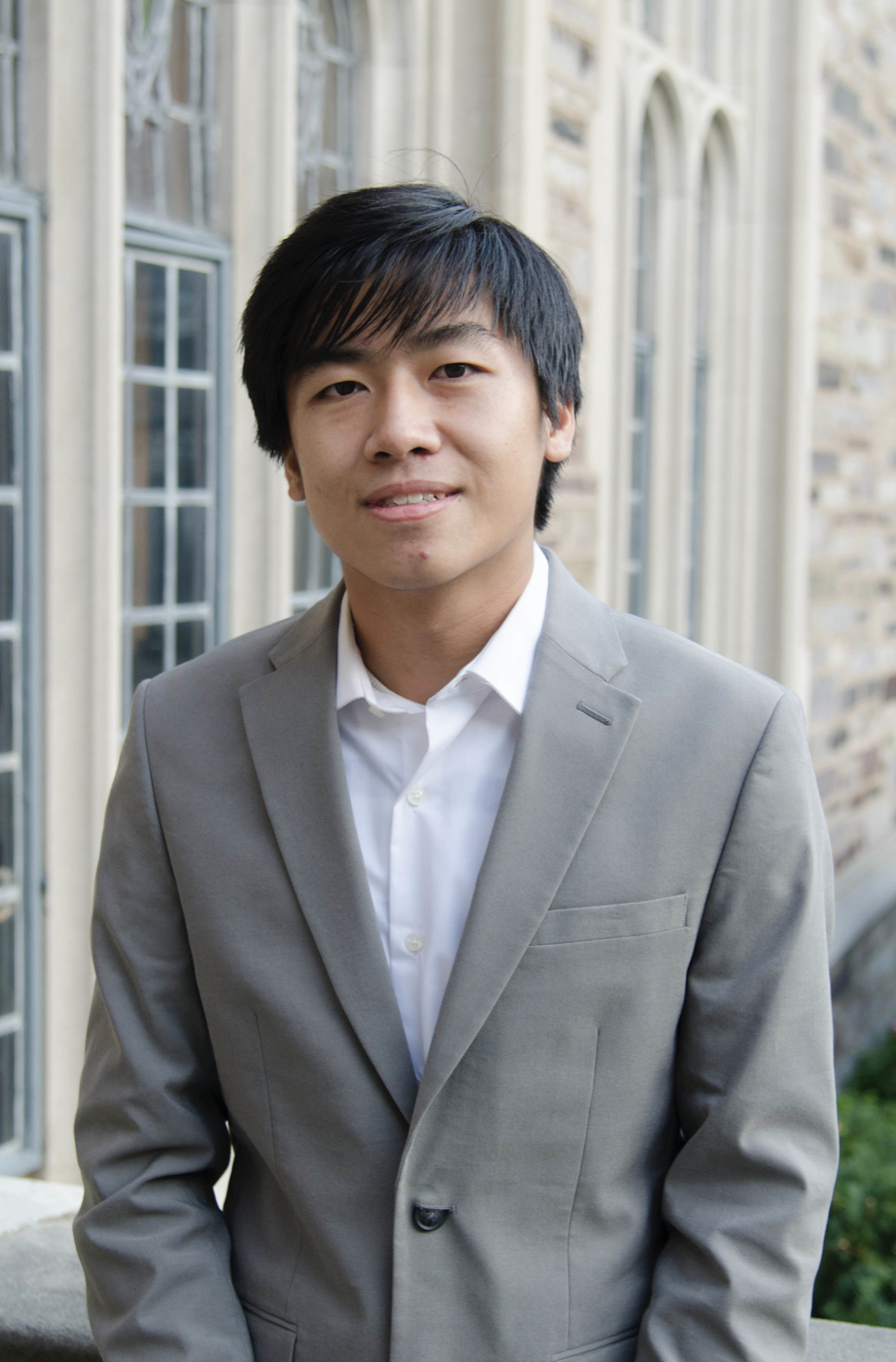 JACKIE DONG   Head of Web Management  Jackie is a junior in the Woodrow Wilson School. Having lived in China for three years, he has tons of experience interacting with Chinese citizens on a grass-roots level. He hopes to make an impact in U.S.-China relations or to pursue possible business endeavors with China after Princeton.