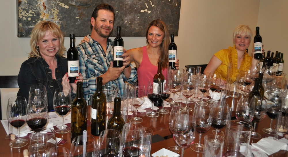 Blend Craft Wines' Winemaker Experience at the Napa Valley Film Festival