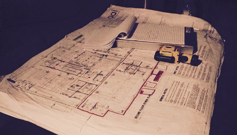 Blueprints are essential to building for success.