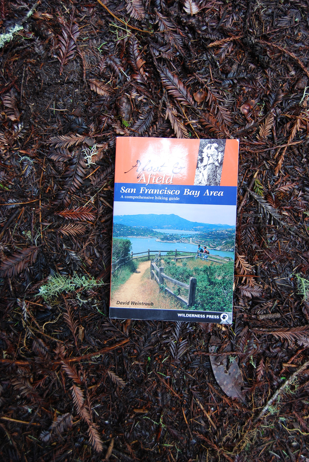 A Great Hiking Book For the Bay Area. This Contains An Affiliate Link.   Afoot & Afield San Francisco Bay Area