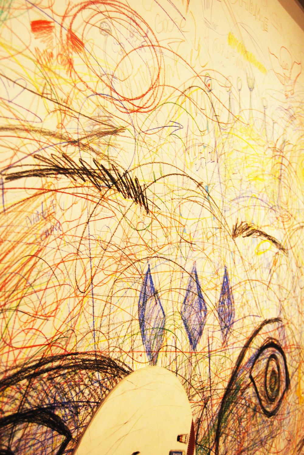 Oakland Museum CA Artwork.