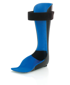 ankle foot orthotic modification
