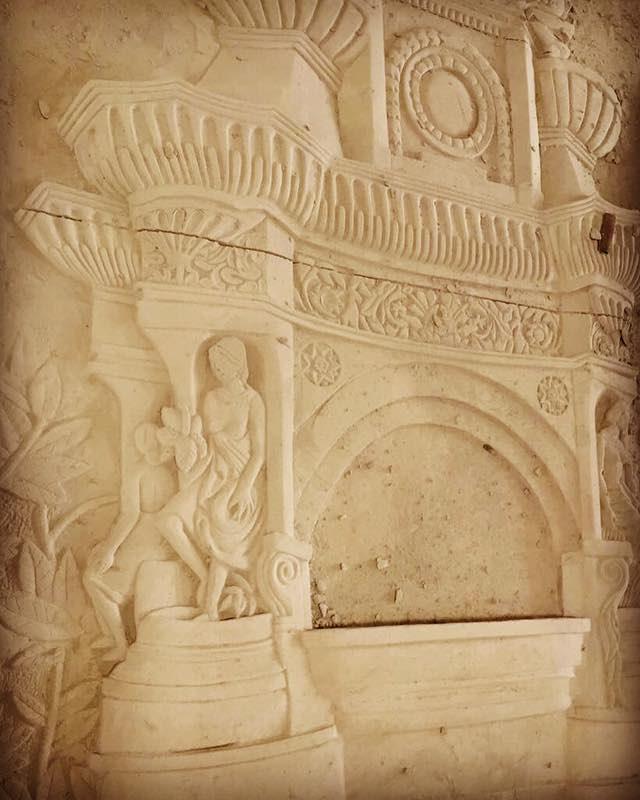 Cold Ceramic Mural