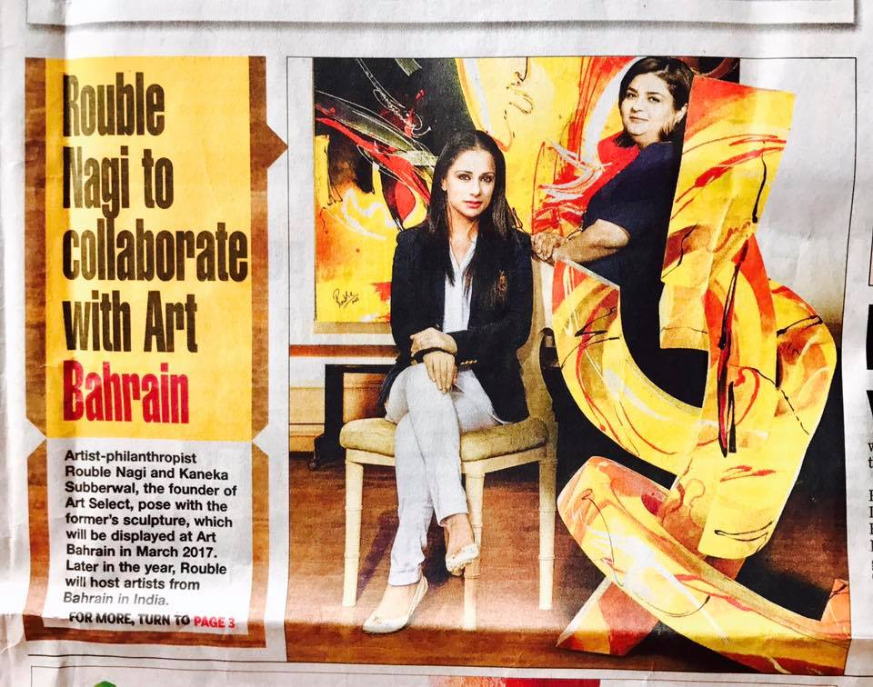 Art Bahrain Article