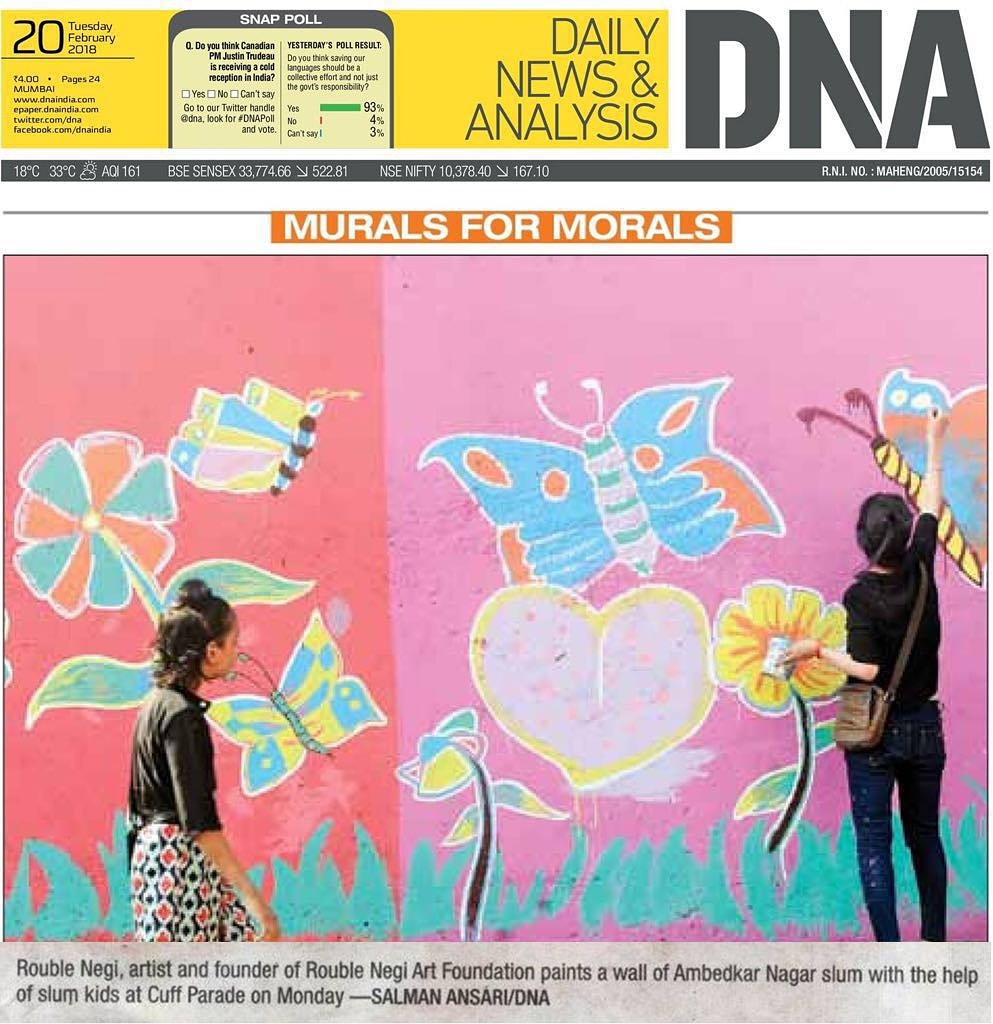 DNA Newspapaer