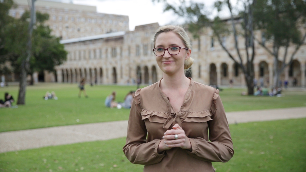 Interview with PhD Candidate, Mathematics & Criminology, Jenna Thompson.