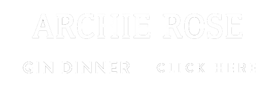 Archie Rose Gin Dinner