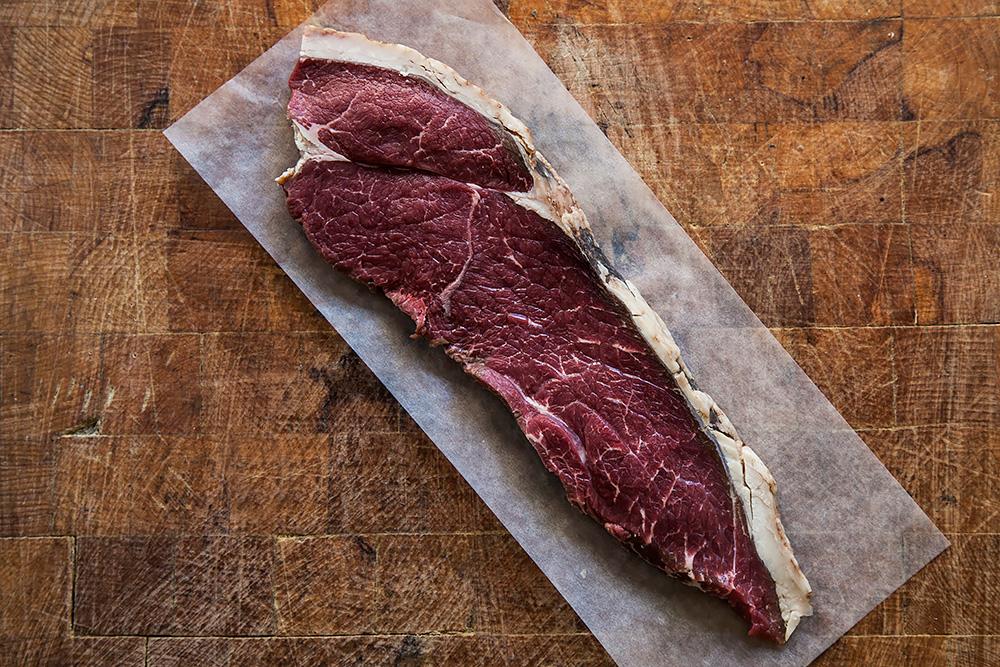 Rump steak hovězí