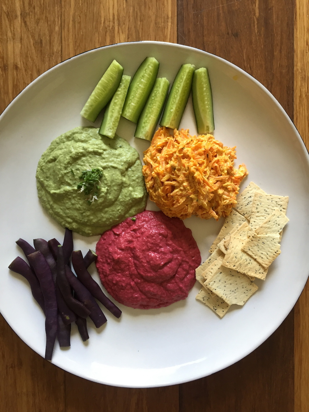Delicious served with veggies and crackers, or add to your favourite sandwich or salad.