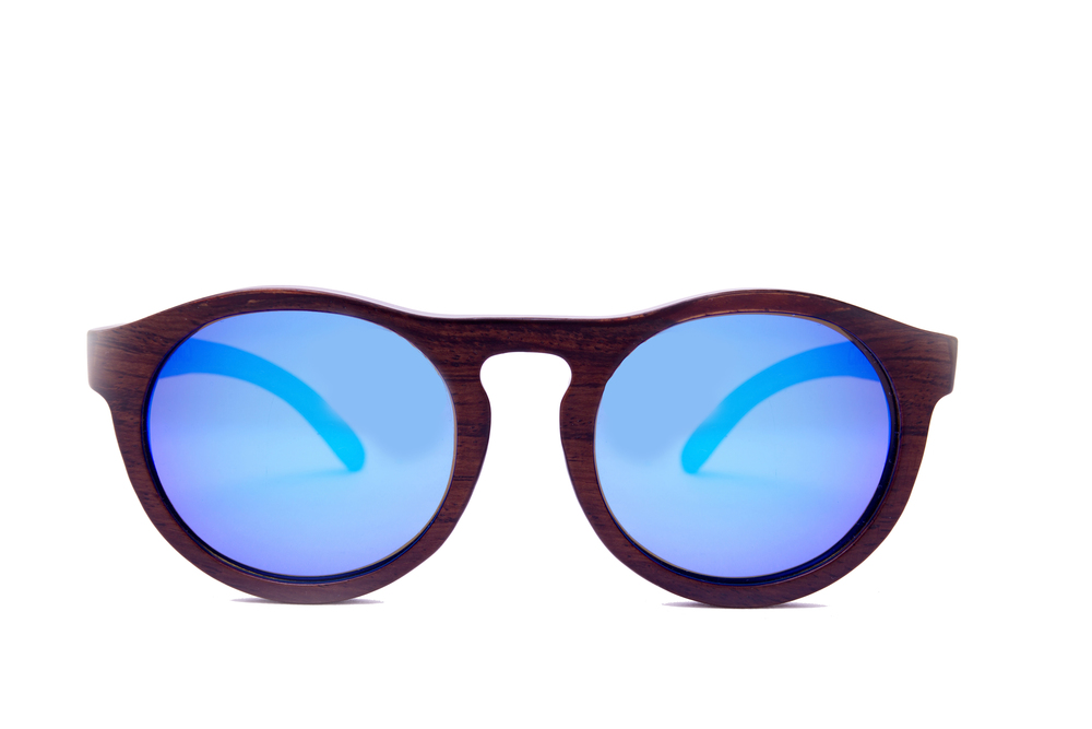 wooden sunglasses, wood sunglasses, blue skies optics, cumulus, black walnut, black walnut sunglasses, wood, wooden, sunglasses