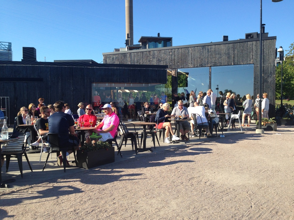 Cafe Birgitta: One of the best summer cafes in Helsinki