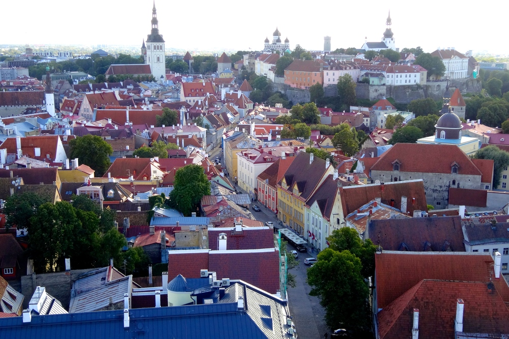 Top 9 things to do in Tallinn: Climb to the top of St. Olav's Church