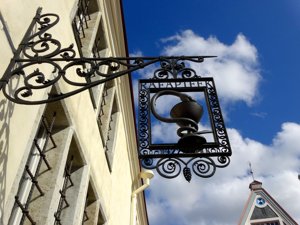 Top 9 things to do in Tallinn: Town Council Pharmacy