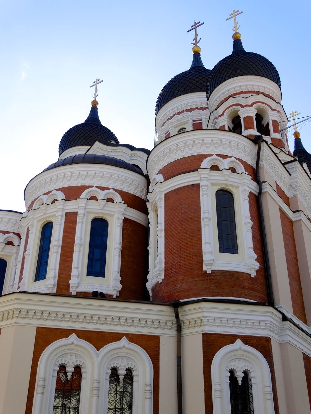 Top 9 things to do in Tallinn: Alexander Nevsky Cathedral