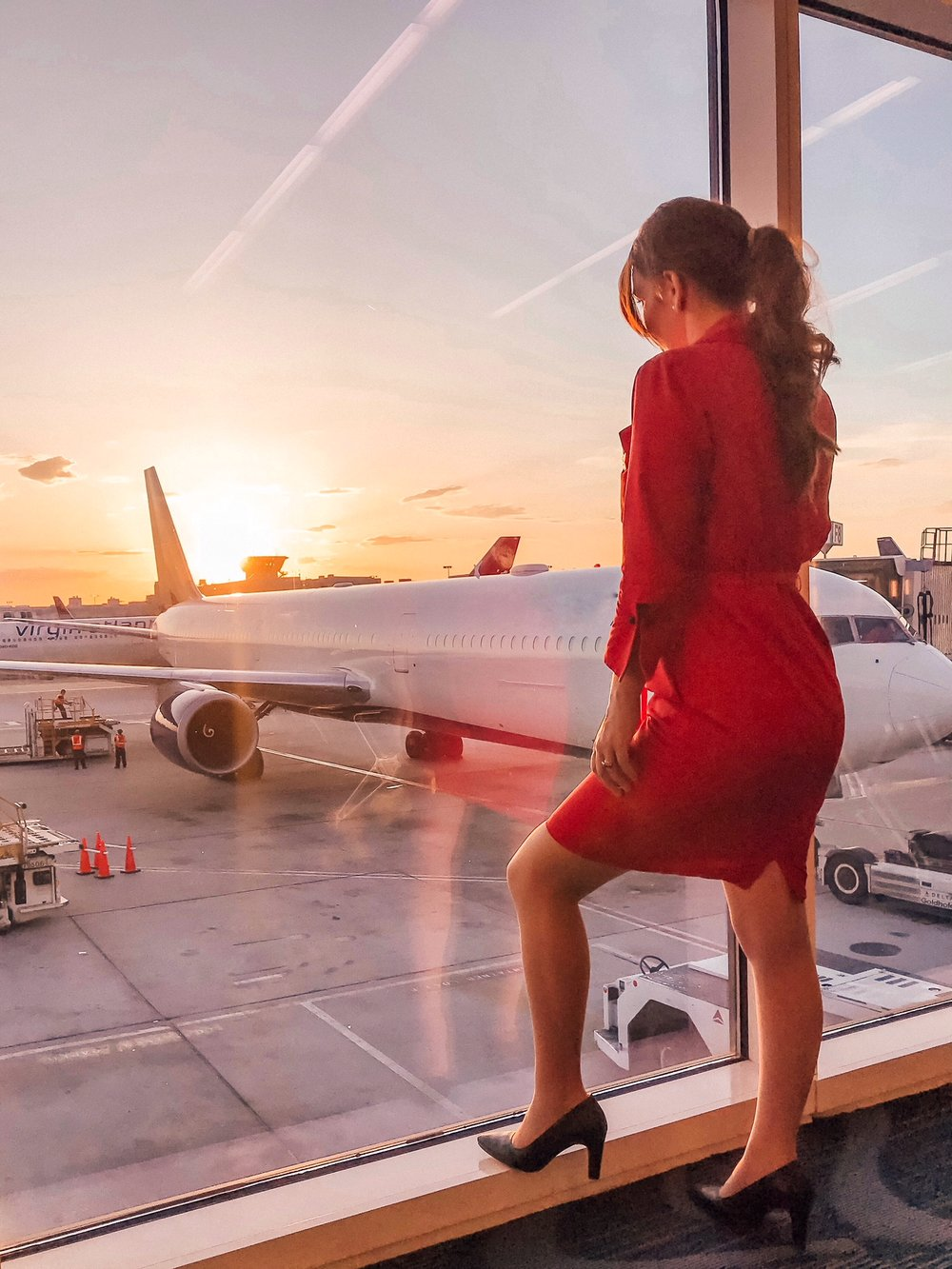 Best Flight Attendant Shoes: SKYPRO Shoes Review