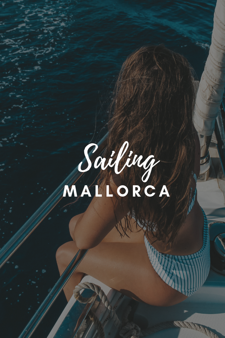 Sailing Mallorca with In Adventures Travel