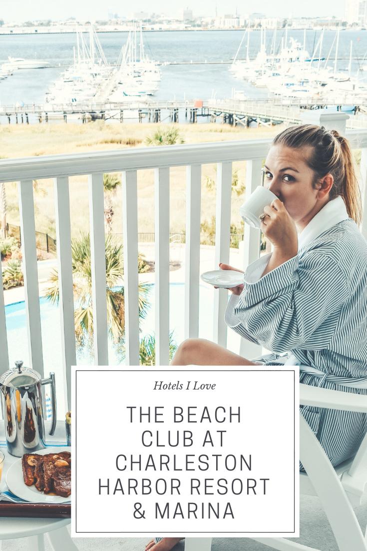 Beach Club at Charleston Harbor Resort & Marina
